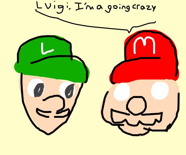 mario bros tell a joke