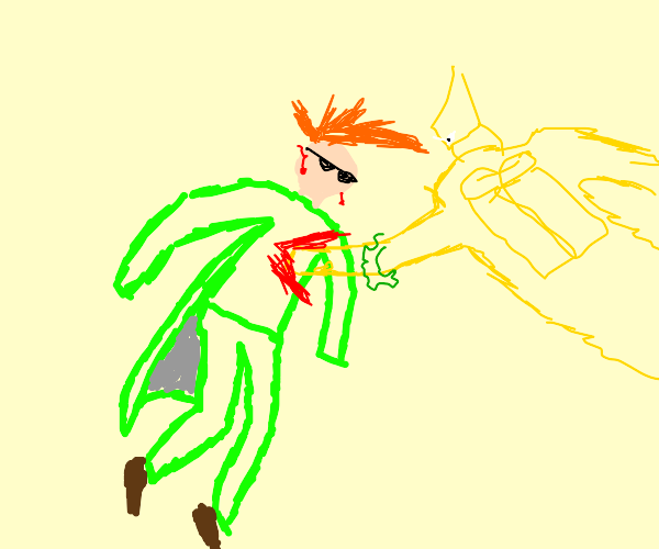 kakyoin's death