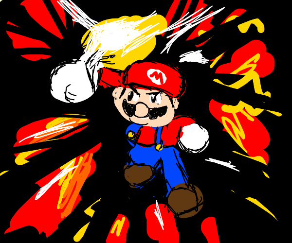 Mario Forward Arial