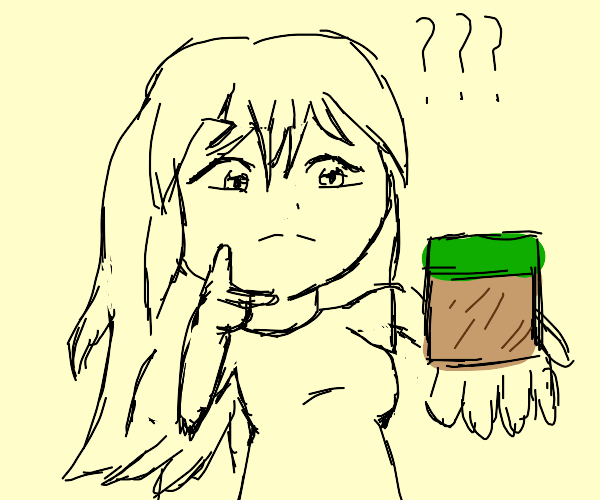 Anime protagonist #66 don't know what dirt is