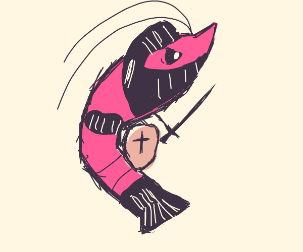 Armoured Shrimp