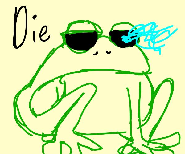 Sans Frog
