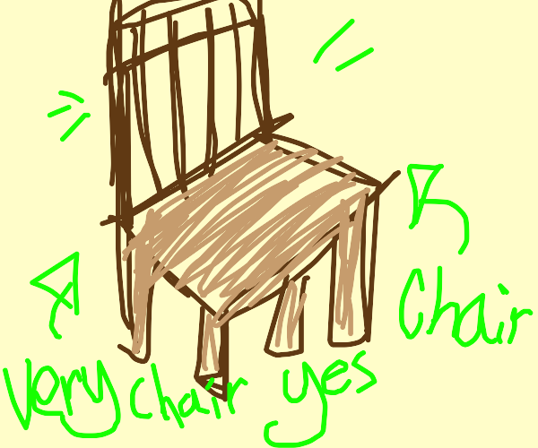 Very chair