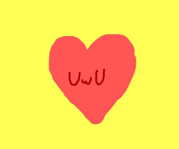 UwU heart