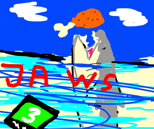 JAWS but family-friendly