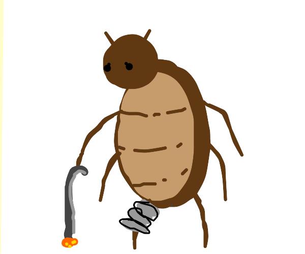 Injured Bug