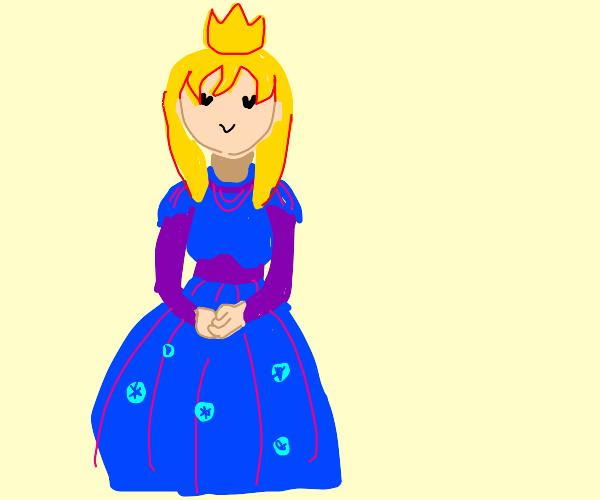 princes peach but blueberries :]