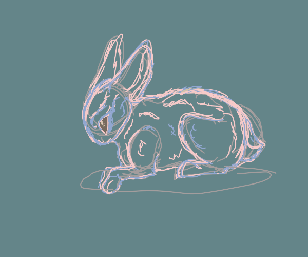uwu bunny happy easter uwu