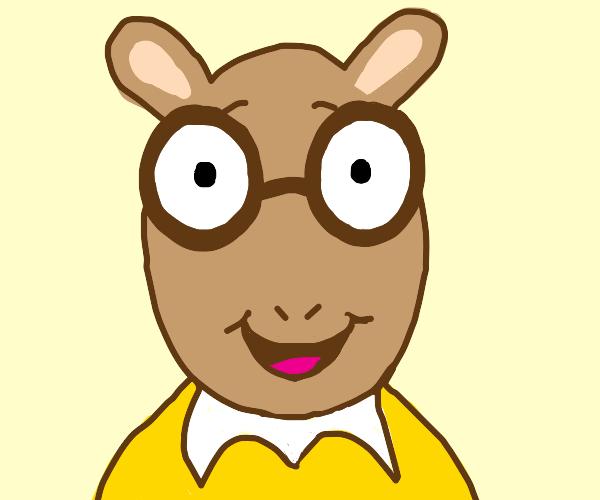 arthur (aardvark from the show, arthur)
