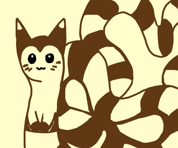 Long Furret (Pokemon)