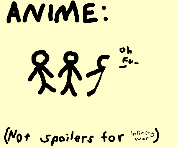 Two and a Half Men anime