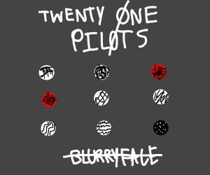 Blurryface album cover