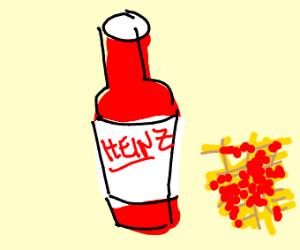 Ketchup, Catsup