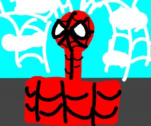 Spider fountain