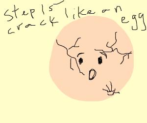 Step 14: get whacked like a mole