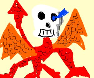 Sans Dragon