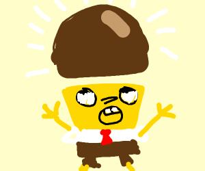 Spongebob glorifying bould- I mean rock