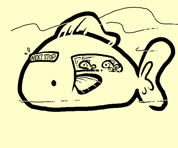 fish bus