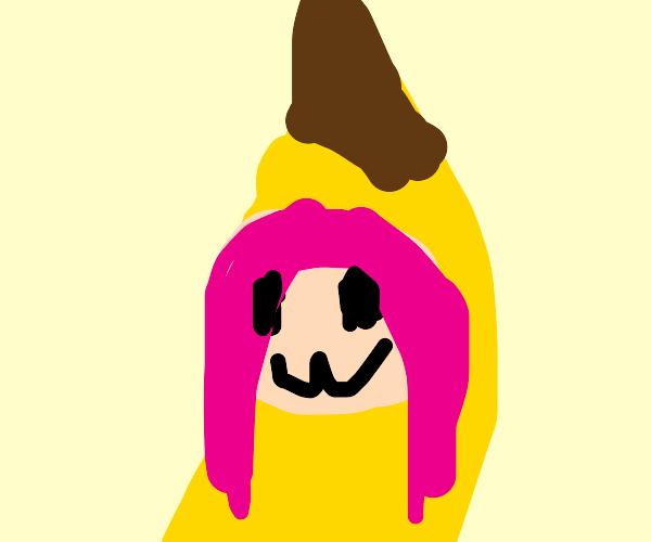 Bananime Girl... (see the pun?)