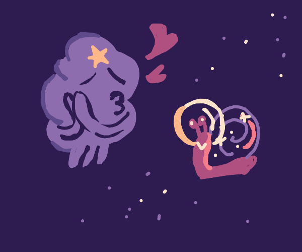 lsp flirting with cosmic snail