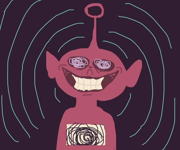 Demonic telletubbies
