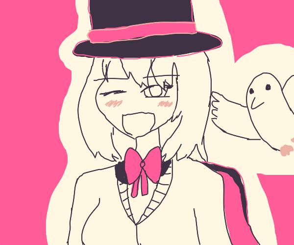 Anime magician