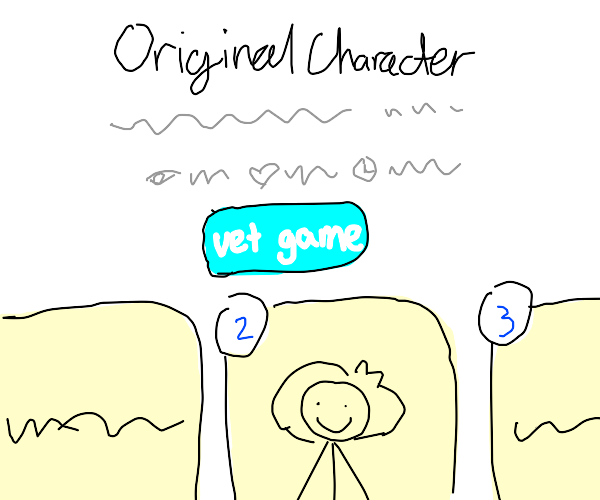 does anyone remember when vet games existed