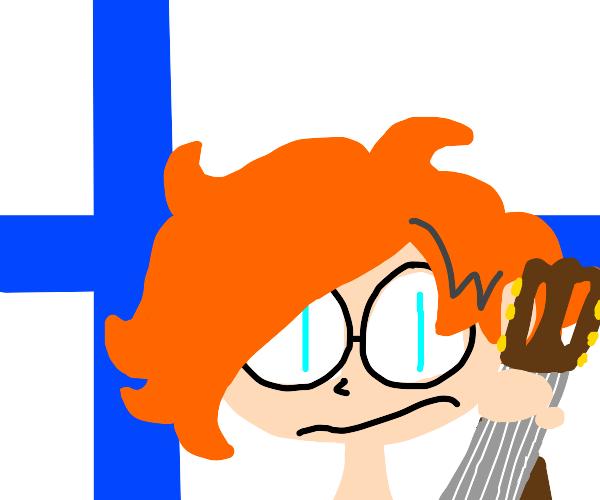 Finnish guitarist