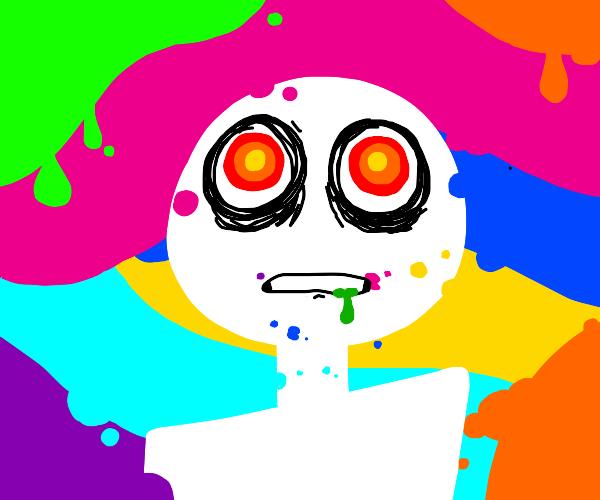 Trip on LSD