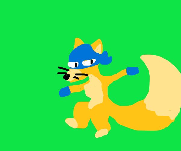 Dora the Explorer's Fox Antagonist