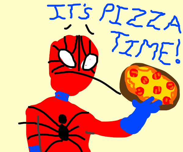 its pizza time!!!