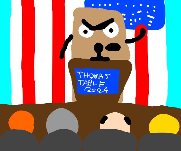 Table President