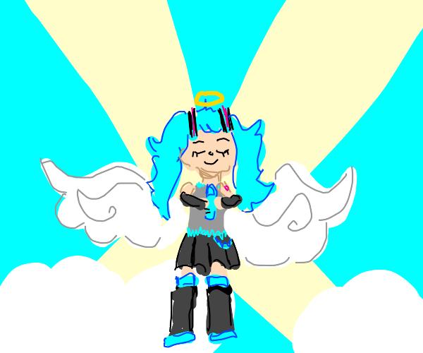 Angel Miku