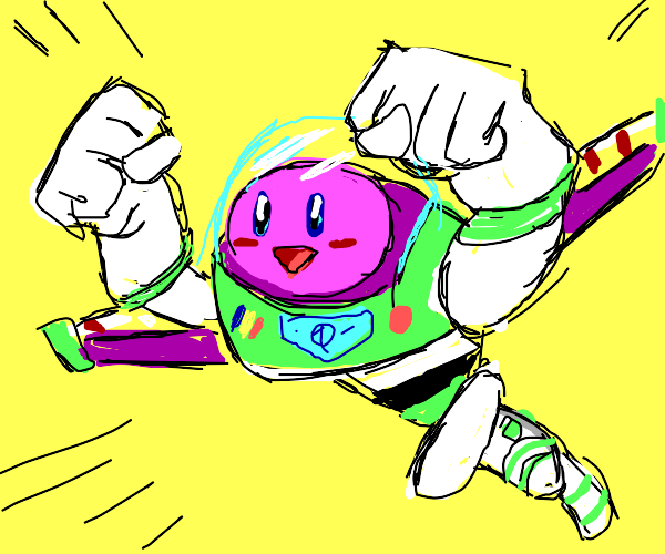 To kirby and beyond!
