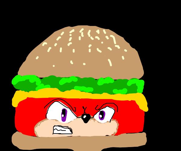 Echidna Burger