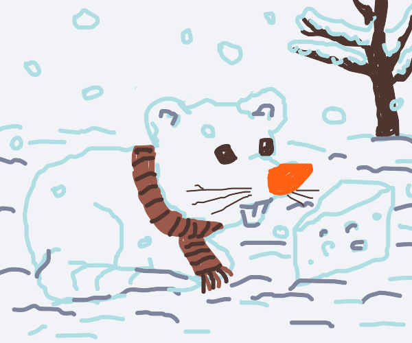 Snowmouse and its snowcheese