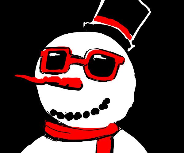 A cool new profile picture