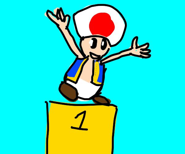 Champion Toad