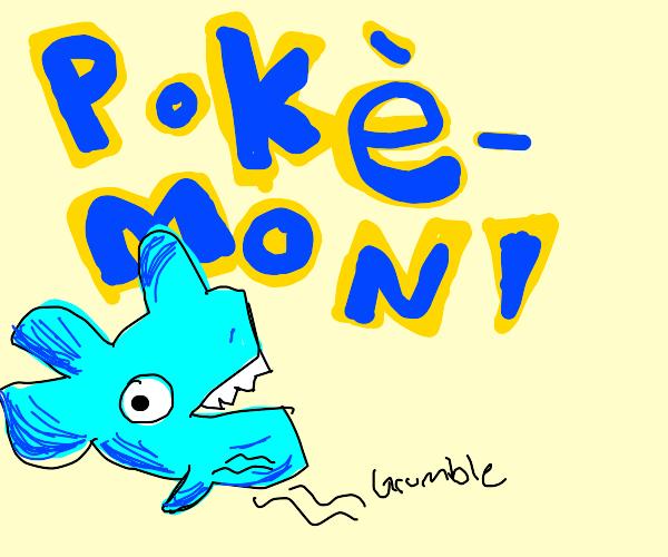 Hungry Shark Pokémon