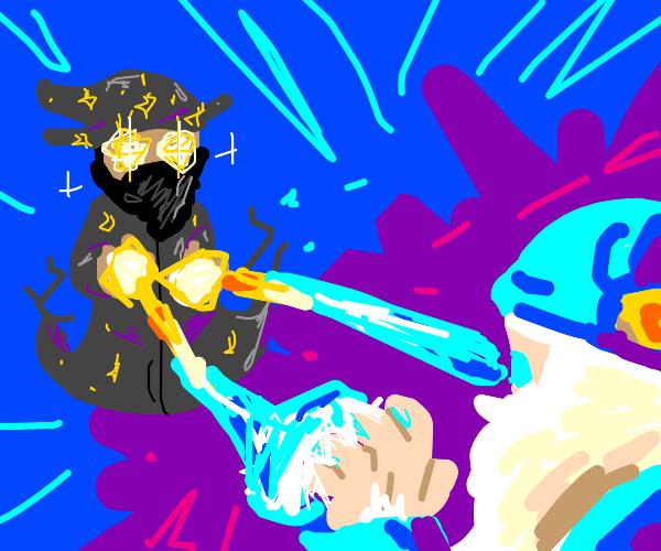 Wizard Battle