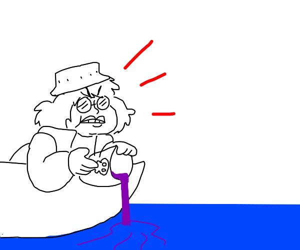 Poison Fisherman