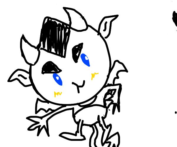 Demon Is Unamused