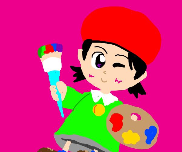 Adeleine (Kirby)
