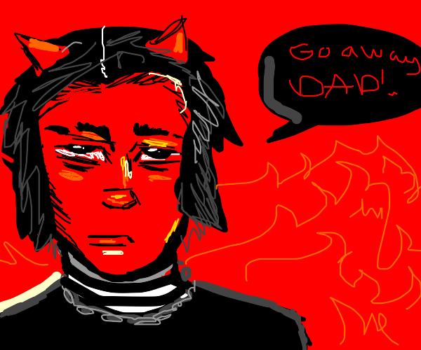 Teenage Demon