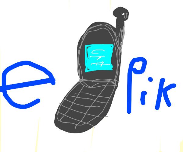epik flip phone