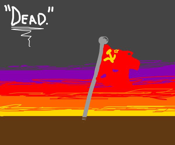 Death of communism