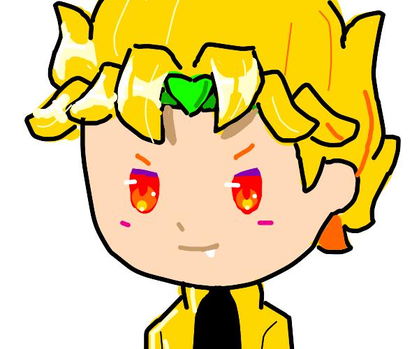 Dio Brando(some blond jojo character)