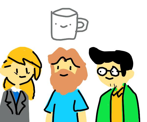 oh! it's the drawfee crew!