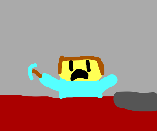 Miner dies in lava