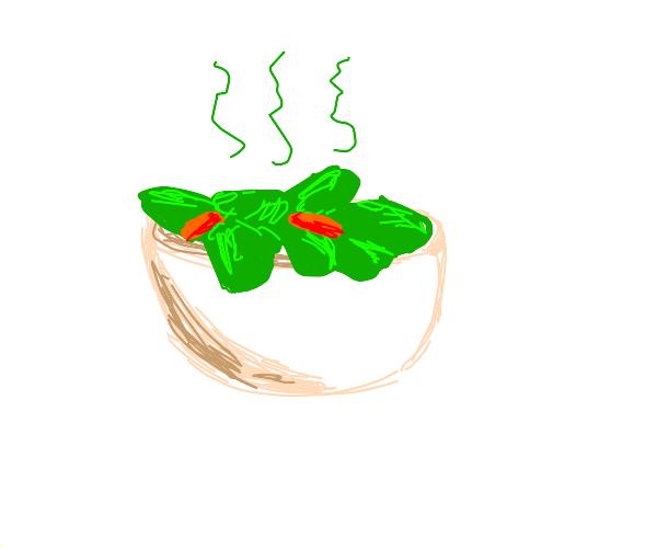 Stinky Salad
